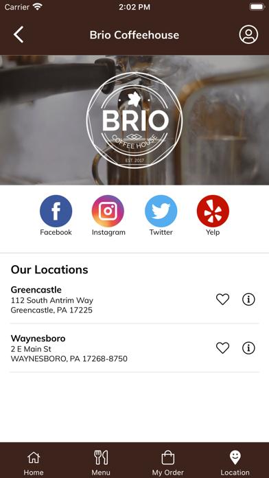 Brio CoffeehouseScreenshot of 7