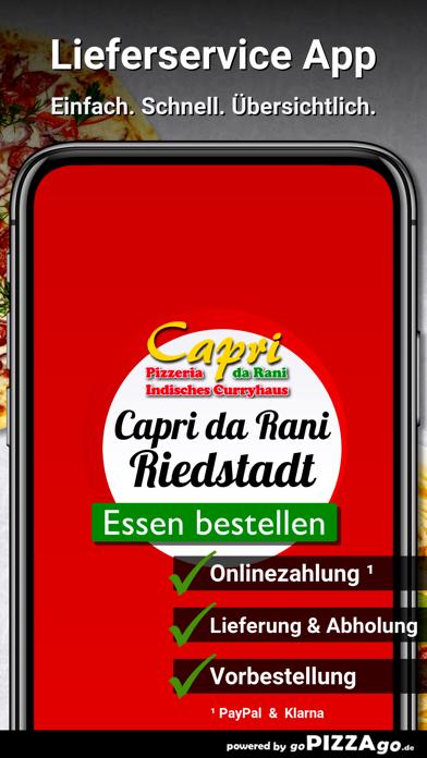 Capri da Rani Riedstadt screenshot 1