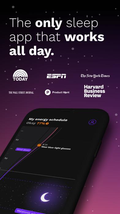 Rise: Sleep & Energy Tracker Screenshot