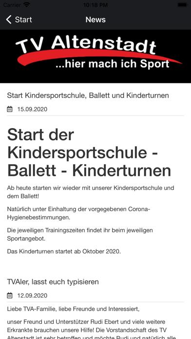 TV AltenstadtScreenshot von 3