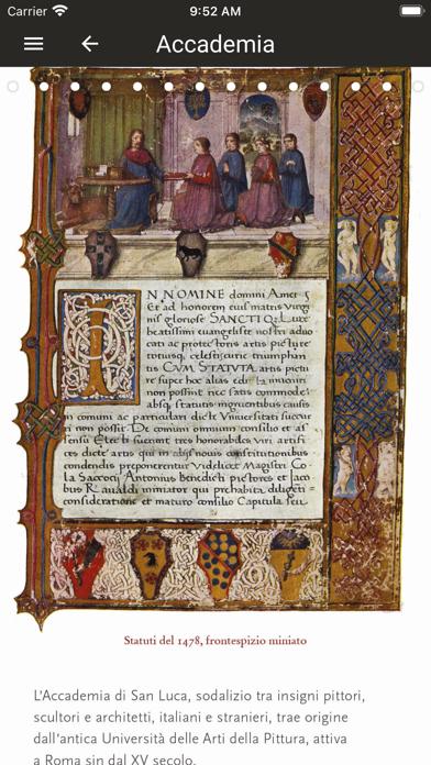 Accademia di San Luca screenshot 4