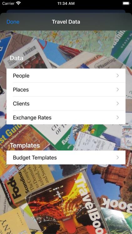 Trip Boss travel manager screenshot-8