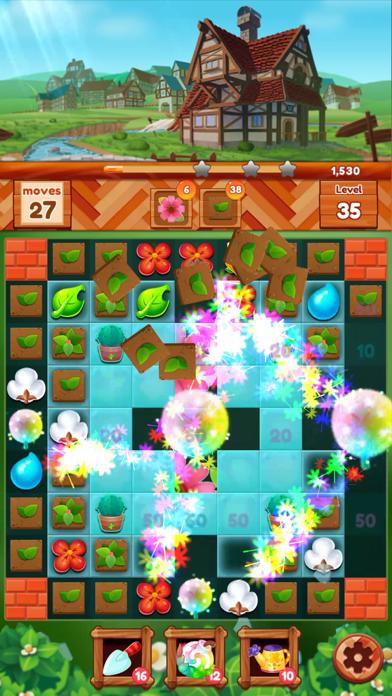 ガーデンドリームライフ:フラワーマッチ3パズルのおすすめ画像7