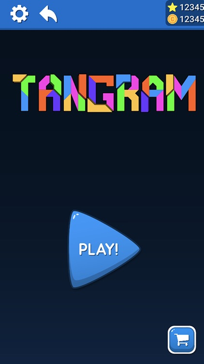 Tangram Puzzle Game Pro screenshot-1