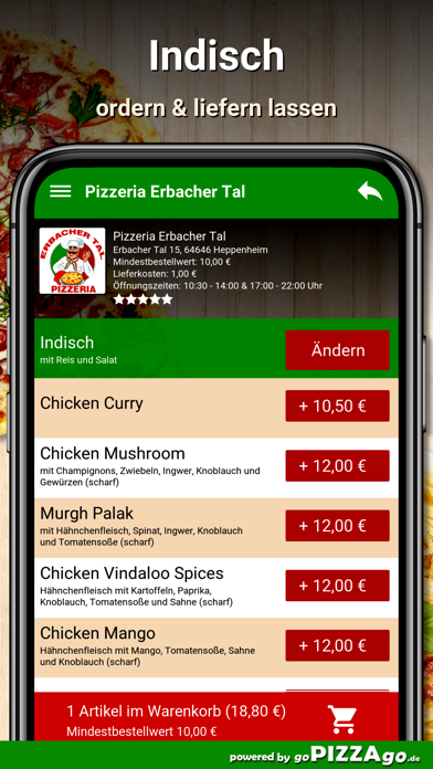 Erbacher Tal Heppenheim screenshot 6