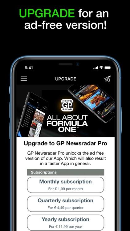 GP™ NewsRadar screenshot-5