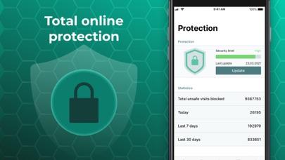 Screen Shot Prime Shield: online security 0