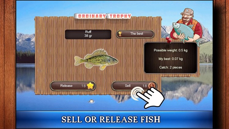 Fish Rain: Sport Fishing Games screenshot-3