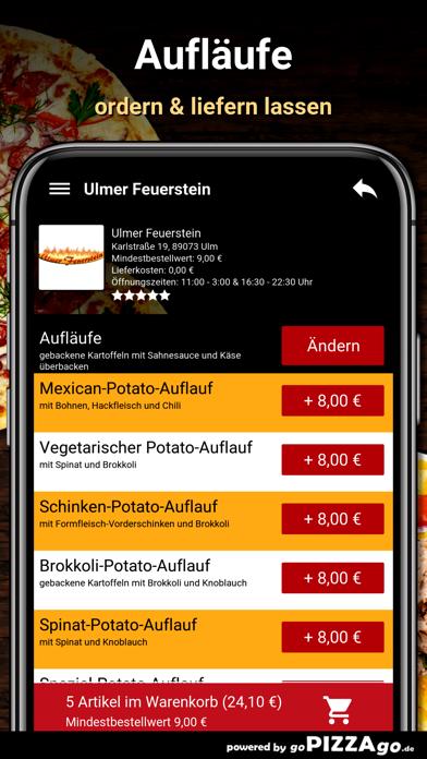 Ulmer Feuerstein Ulm screenshot 6