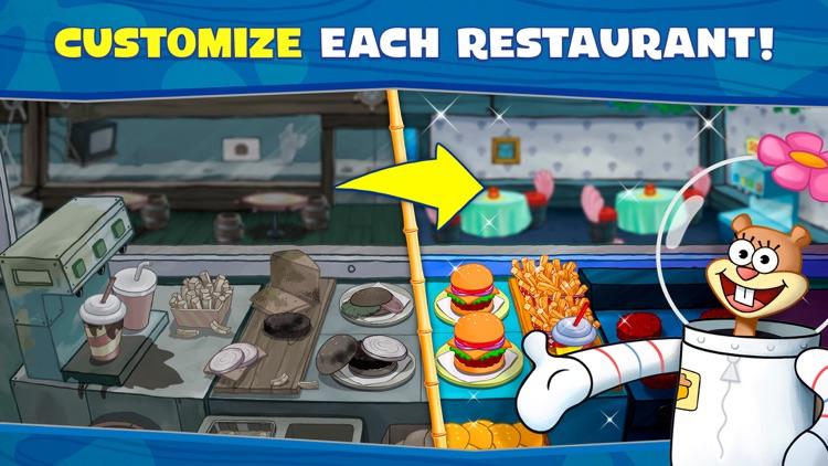 SpongeBob: Krusty Cook-Off screenshot-4