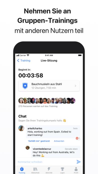 messages.download Seven - 7 Minuten Training software