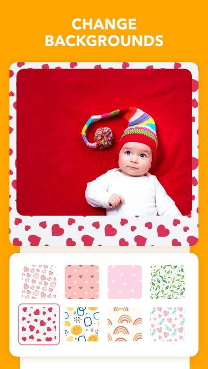 Baby Photo Editor & Journal screenshot-5