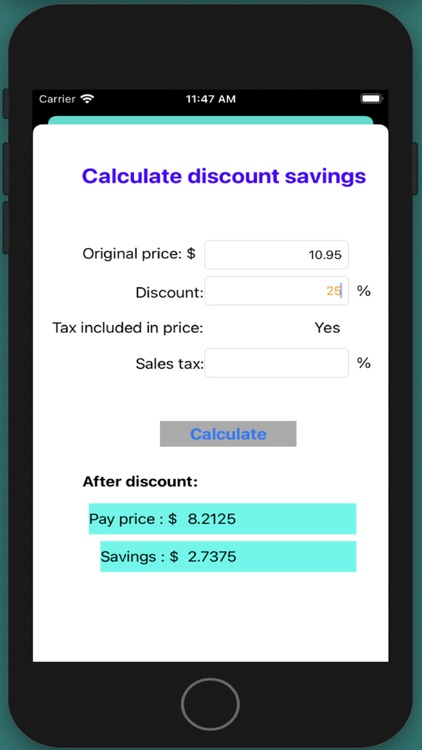 Profit Margin Calculator screenshot-3