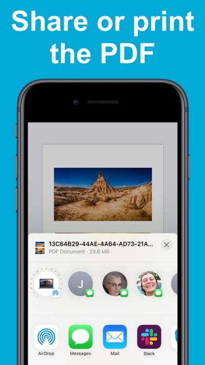 Photos to PDF Converter . screenshot-3