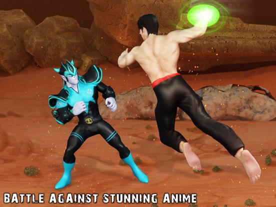 Anime Battle 3D FIGHTING GAMES screenshot 12