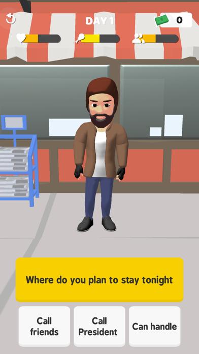 Homeless Life Screenshot
