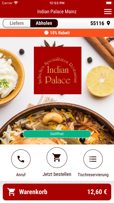 Indian Palace MainzScreenshot von 1
