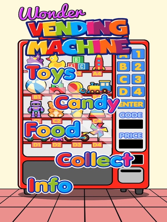 Wonder Vending Machine screenshot 9