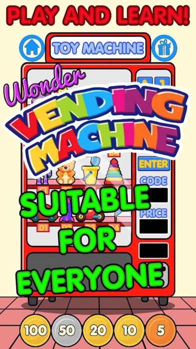 Wonder Vending Machine screenshot 8
