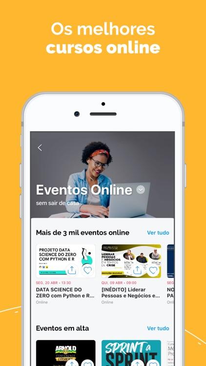 Sympla: Eventos, Cursos Online screenshot-6