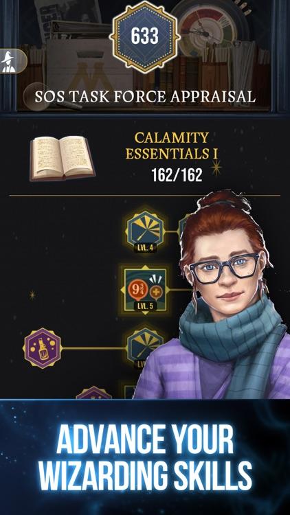 Harry Potter: Wizards Unite screenshot-7