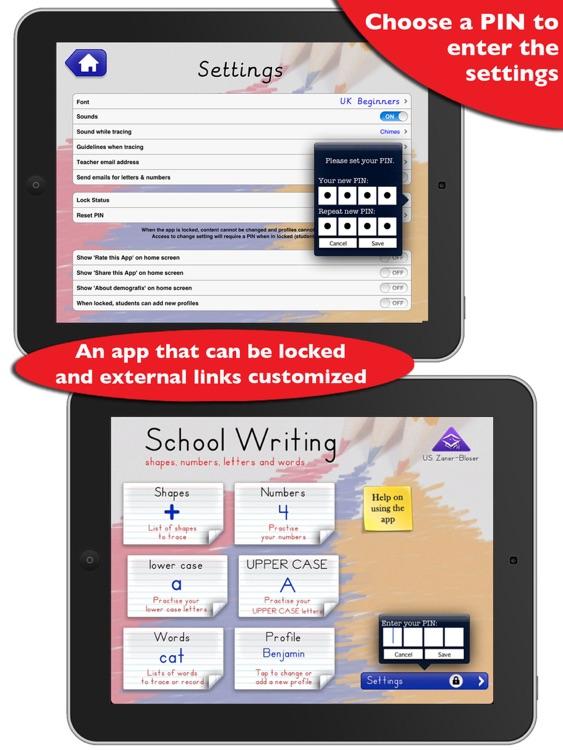 School Writing - learn the abc screenshot-4