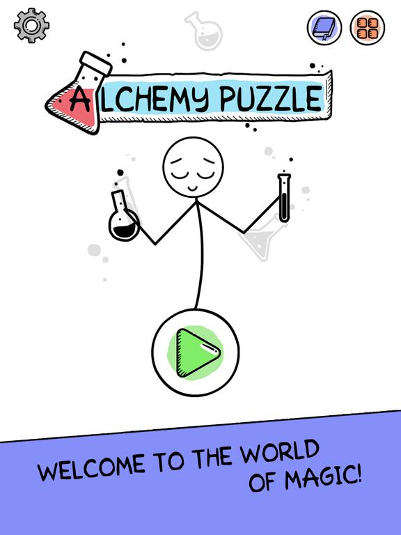 Alchemy Puzzle screenshot 9