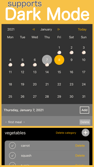 messages.download Baby Food Diary software