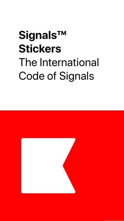 Signals Stickers