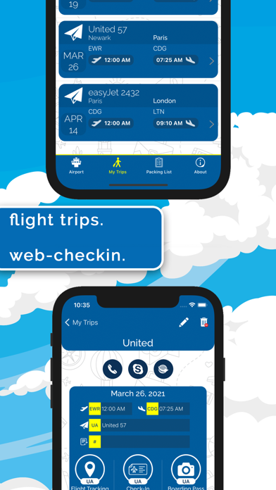 Airport Pro - Flight Tracker Screenshot