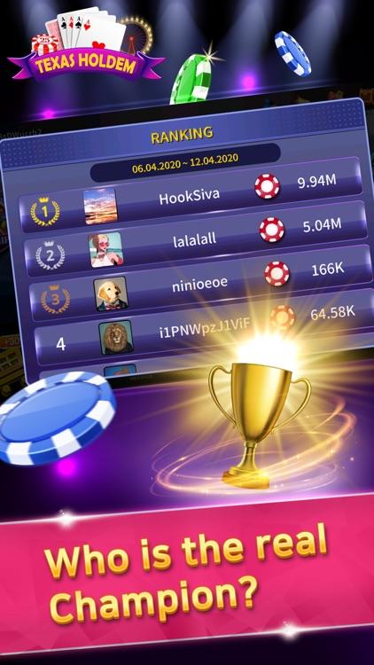 Nesia Texas Poker - Holdem screenshot-4