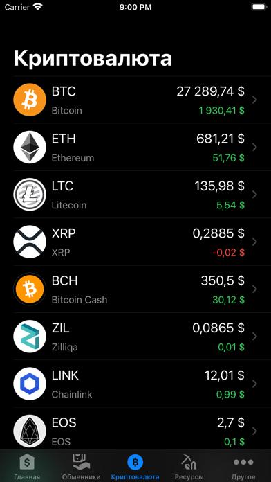 Курсы валют КазахстанаСкриншоты 3
