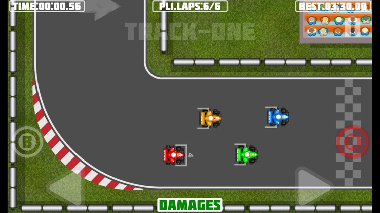 Nitro Car Racing 2 Lite
