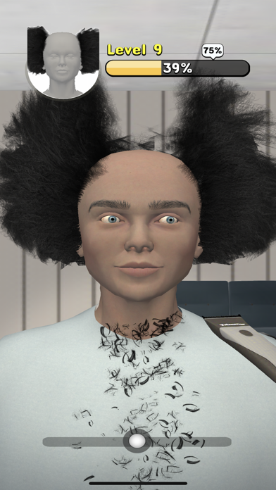 Real Haircut 3D! screenshot 2