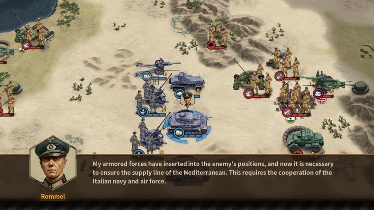 Glory of Generals 3: WW2 screenshot-9
