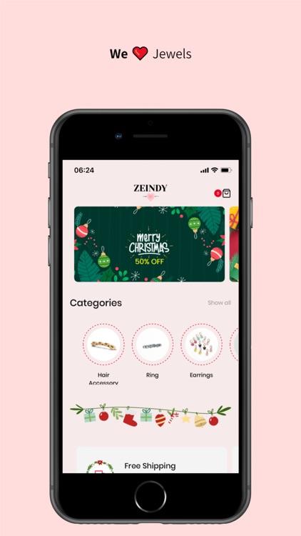Zeindy - we love jewels