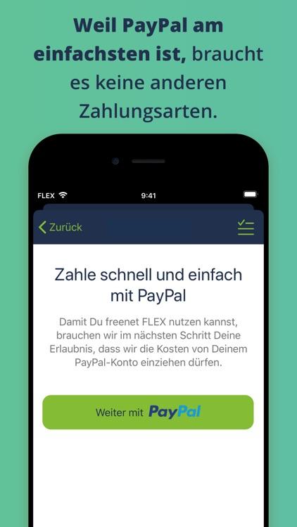 freenet FLEX. 3 Tarife – 1 App screenshot-4