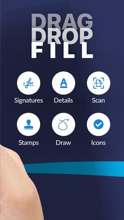 Fill PDF Editor, Signature app screenshot-7