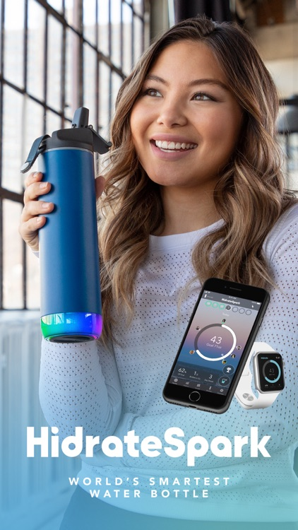 HidrateSpark Smart Bottle