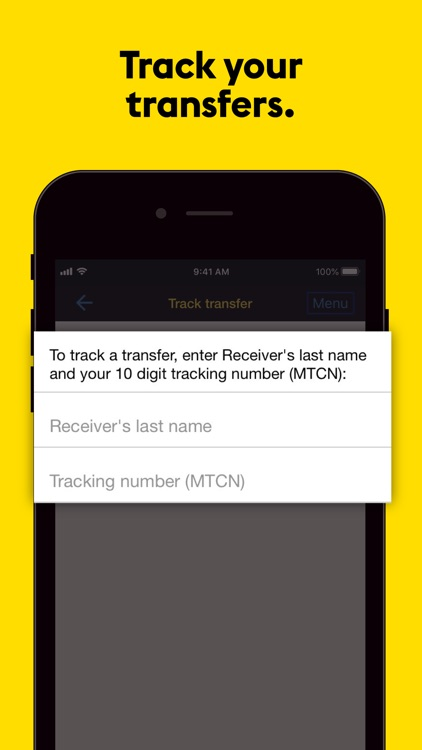 Western Union : Money Transfer screenshot-4