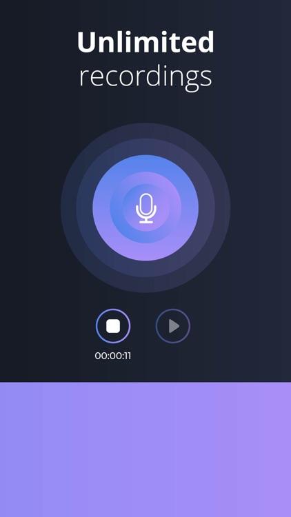 Audio Editor: Recording Studio screenshot-3
