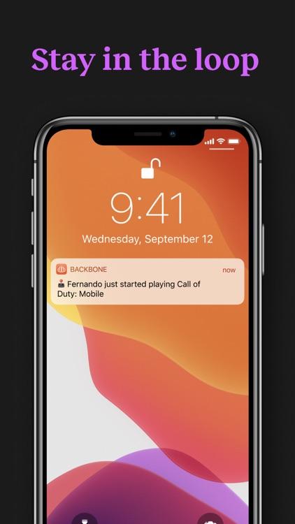 Backbone — Next-Level Play screenshot-4