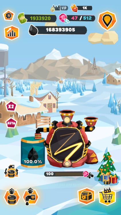 Oil Tycoon - Gas Idle Factory screenshot-0