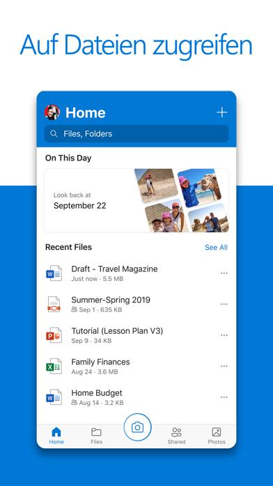 Herunterladen Microsoft OneDrive für Pc