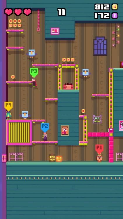 Crossy Road Castle screenshot-3