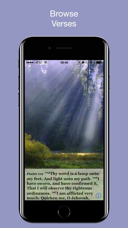 Psalm Daily Quotes ASV screenshot-5