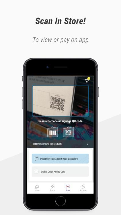Decathlon Online Shopping App screenshot-3