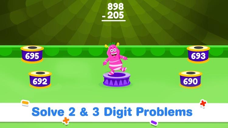 Addition Subtraction for Kids! screenshot-4