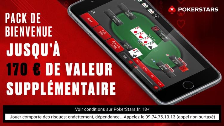 PokerStars: Texas Holdem Poker screenshot-5