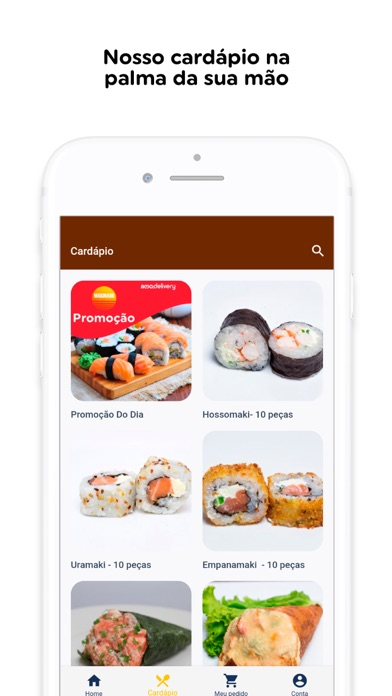 Makinado Delivery screenshot 3